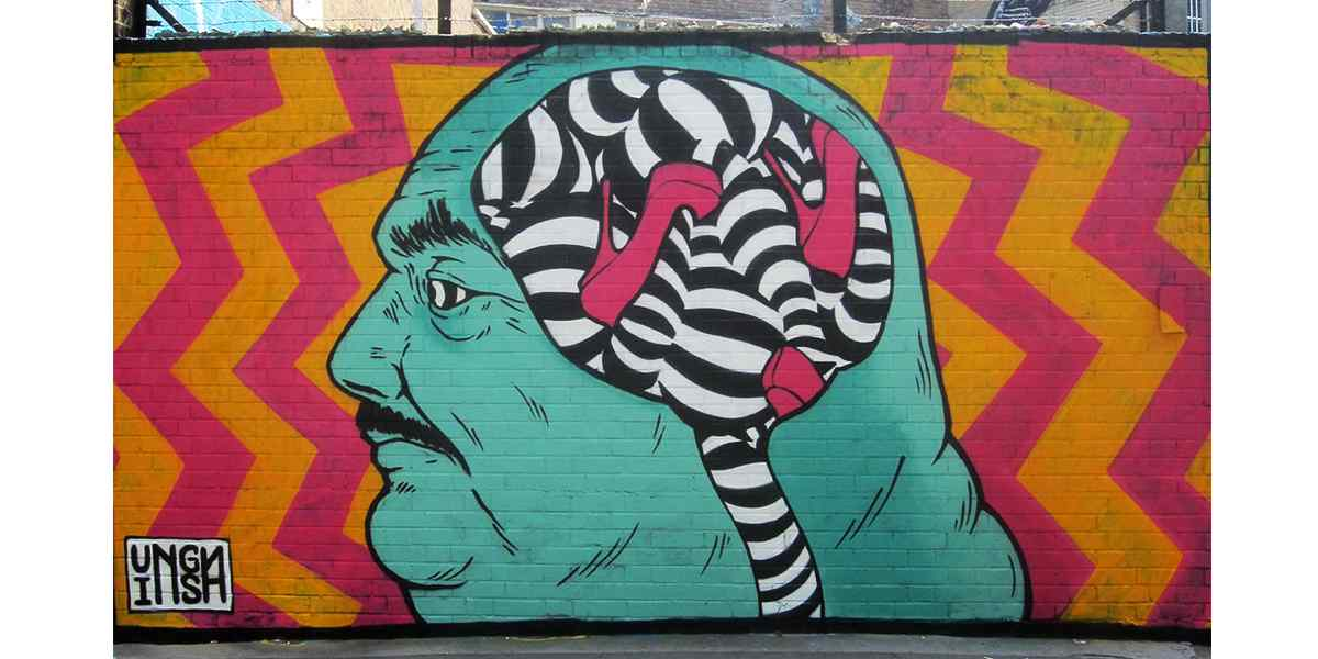 INSA x UNGA - Shoreditch, London #2