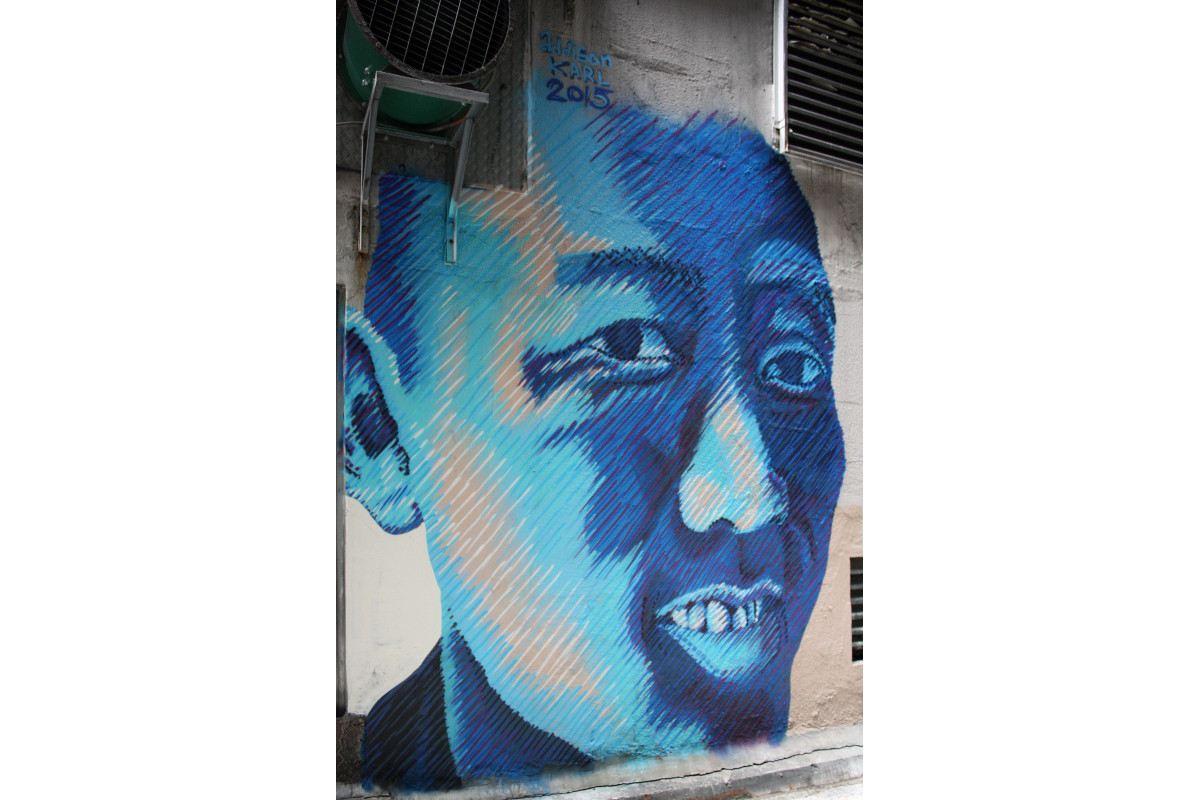 Karl Addison - Chimi, Hong Kong, 2015, photo credits - artist