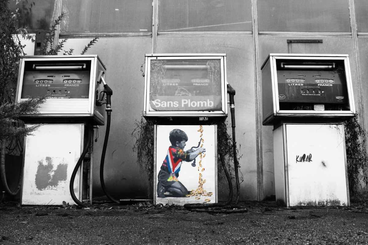 Kurar - Cash Machine - Paris - 2014