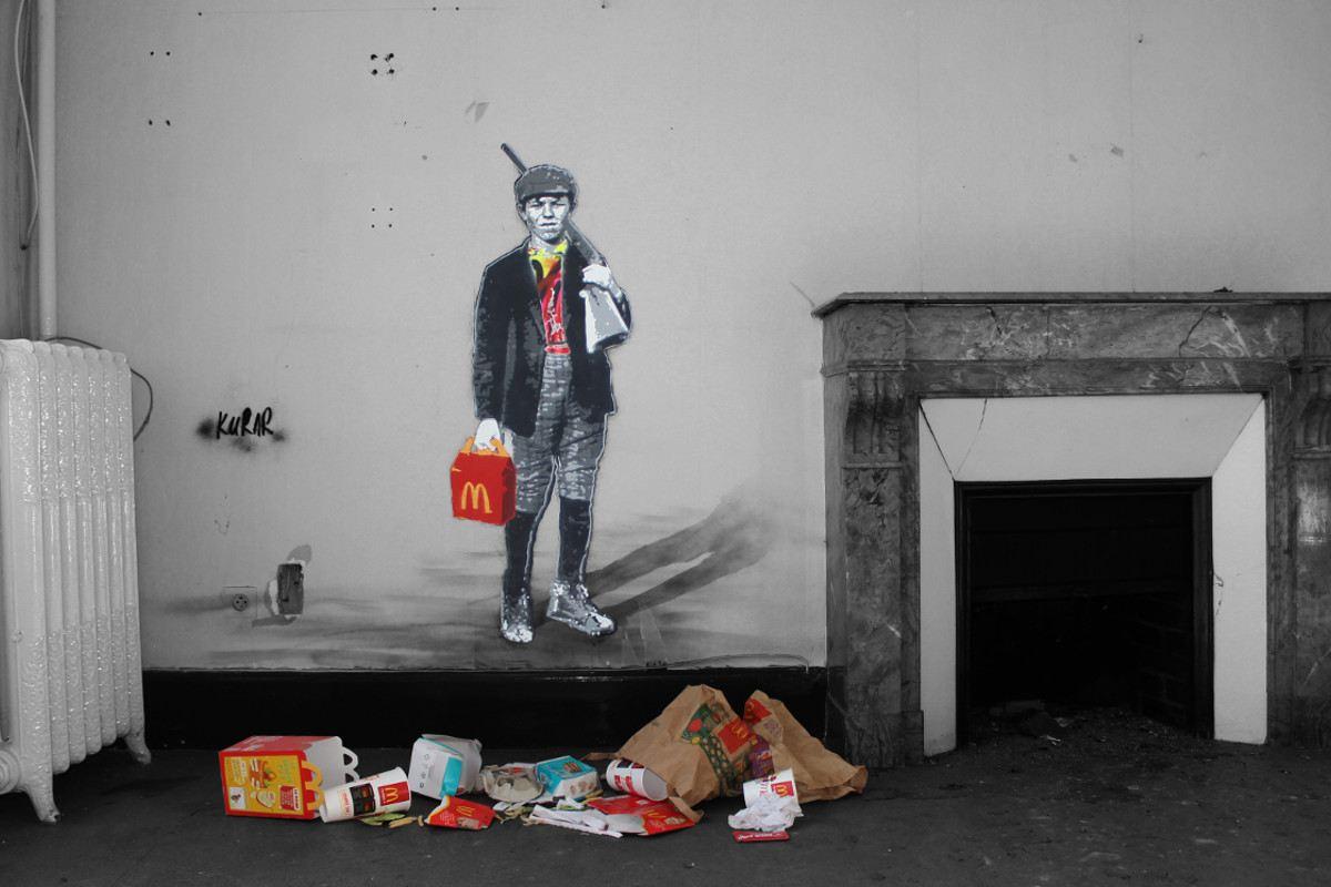 Kurar - Unelementary Evolution - Paris - 2014