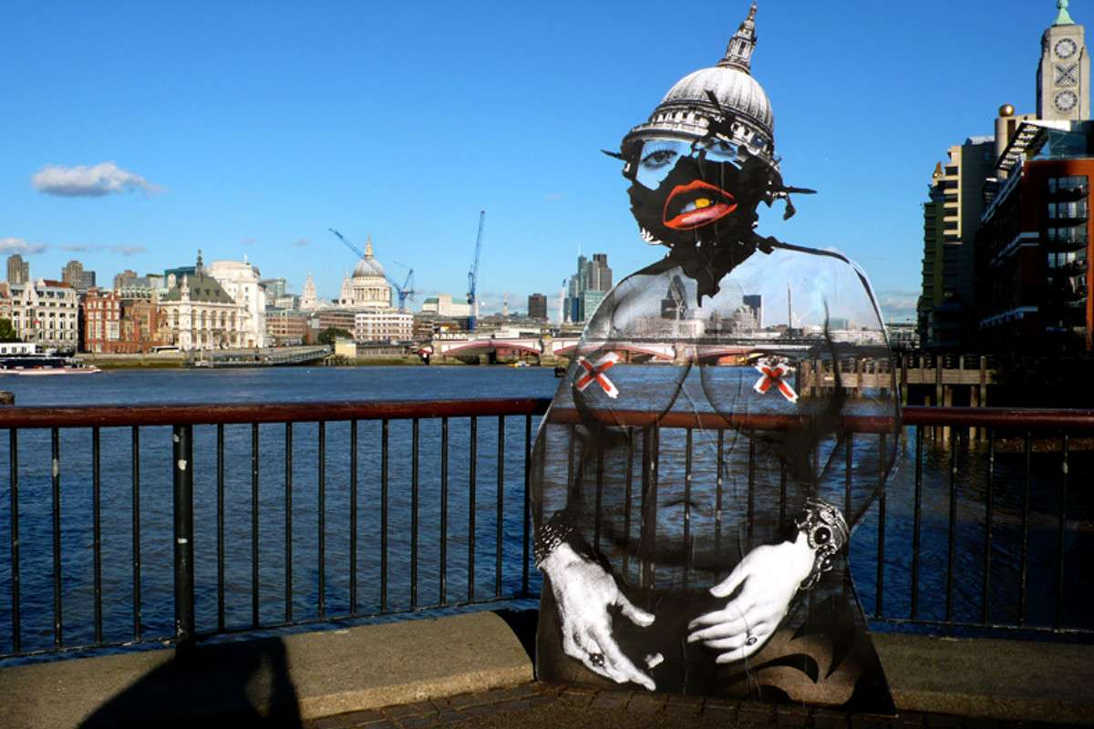 Miss Bugs - Lost in London, photo credits - Miss  Bugs