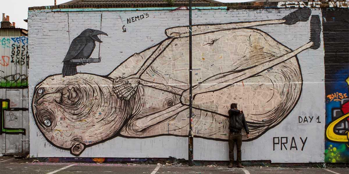 NemO's - The Crow-n - Brick Lane, London, 2014
