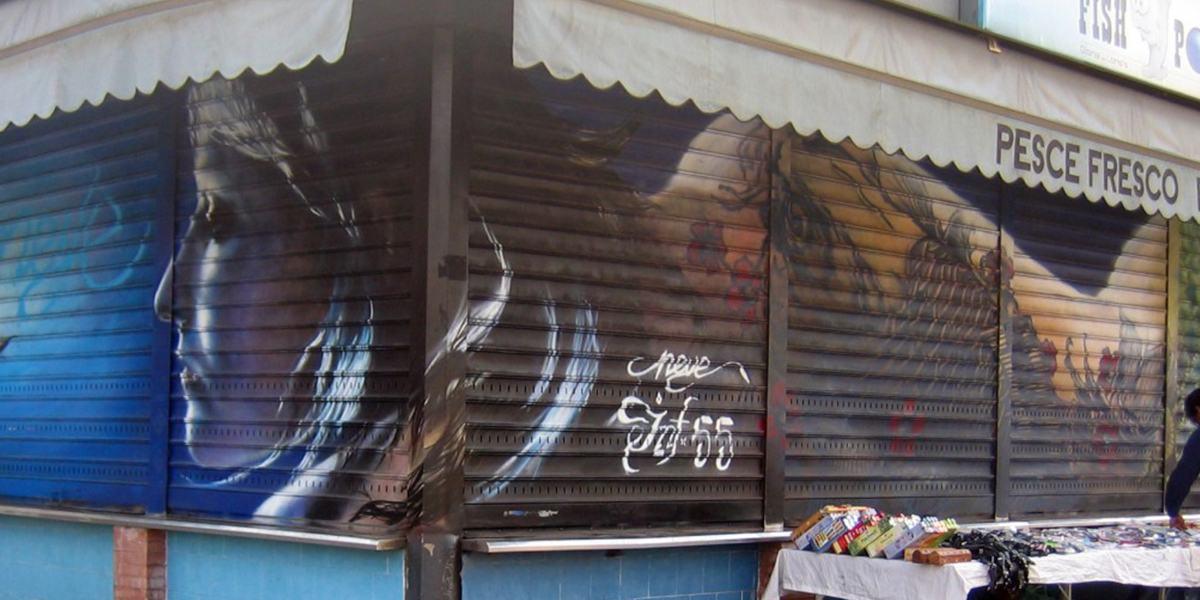 Neve - Sirena, Milan, 2008