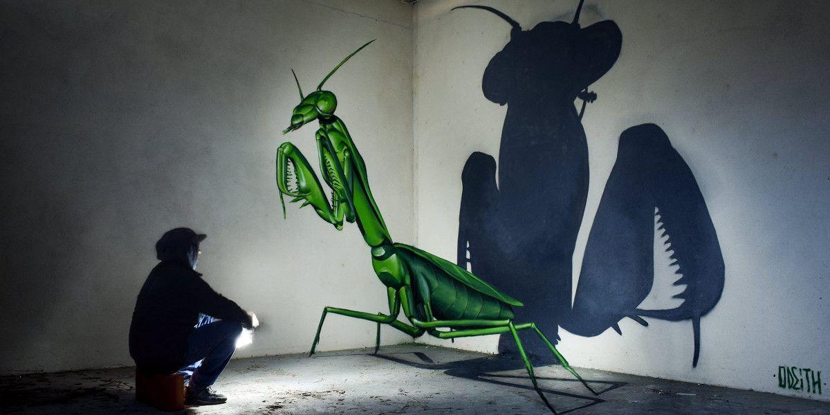 Odeith - Praying Mantis, 2016