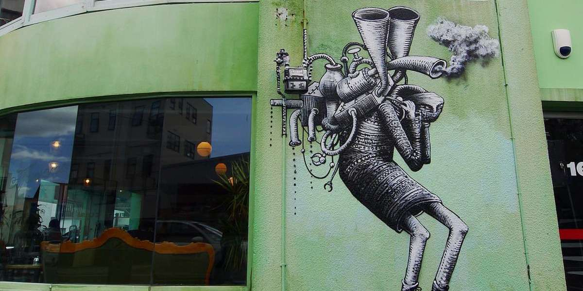 Phlegm - Wellington, North Island, New Zealand 2016