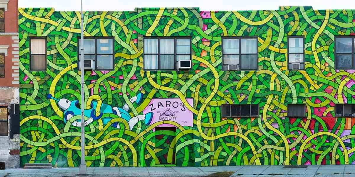 R Nicholas Kuszyk - Zaro's Bakery, Bronx NY, 2013 detail