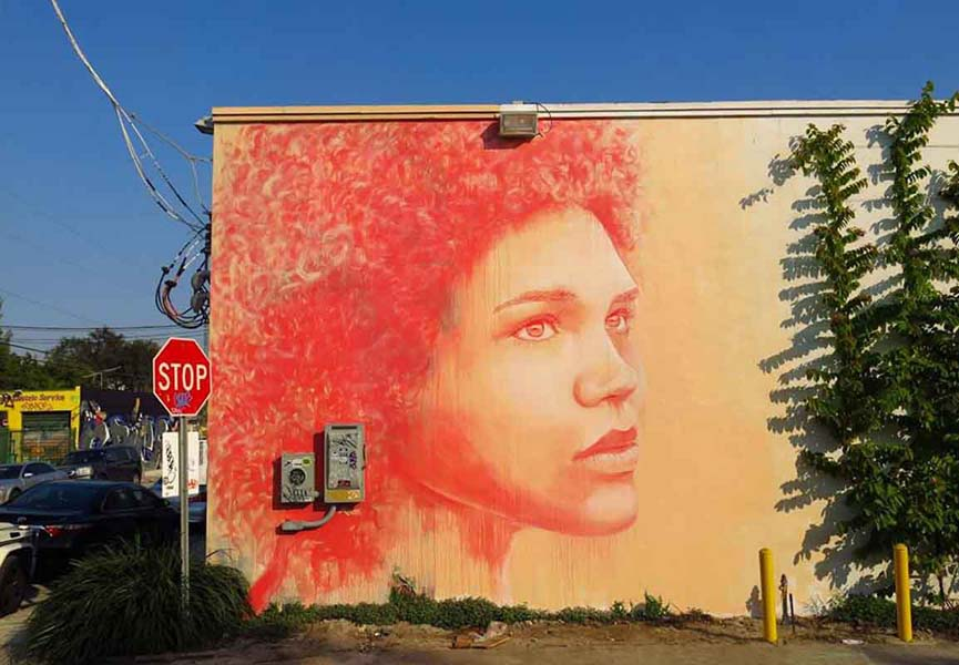 Rone for Art Basel Miami 2014