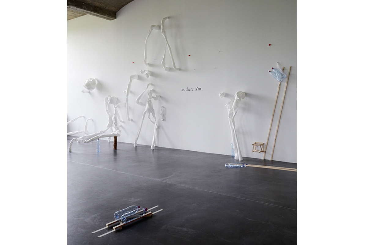 Sandra Kunz - As There is'm #1, 2013