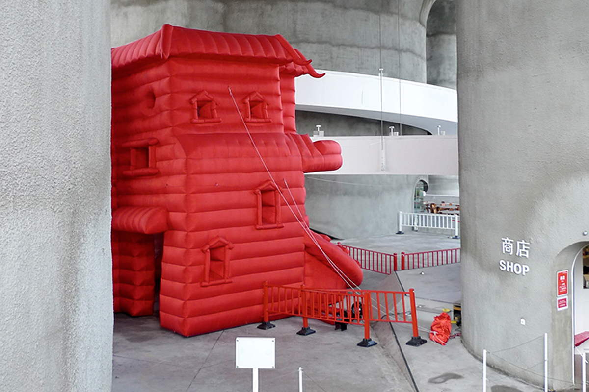 Sandra Kunz and Yang Jian - The Container, 2010