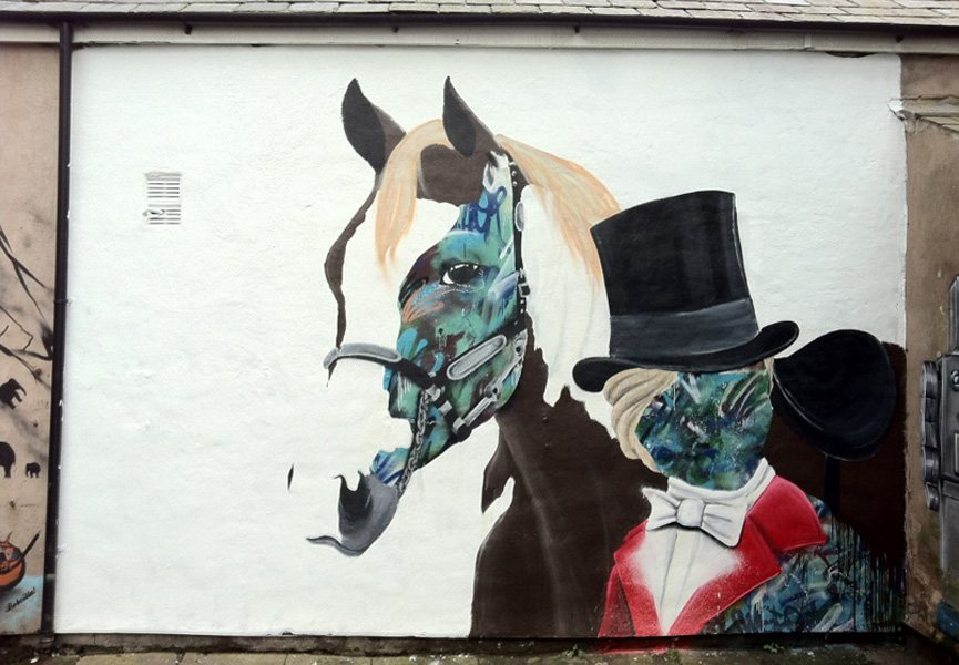 Shai Dahan Blackpool, North West England 2013