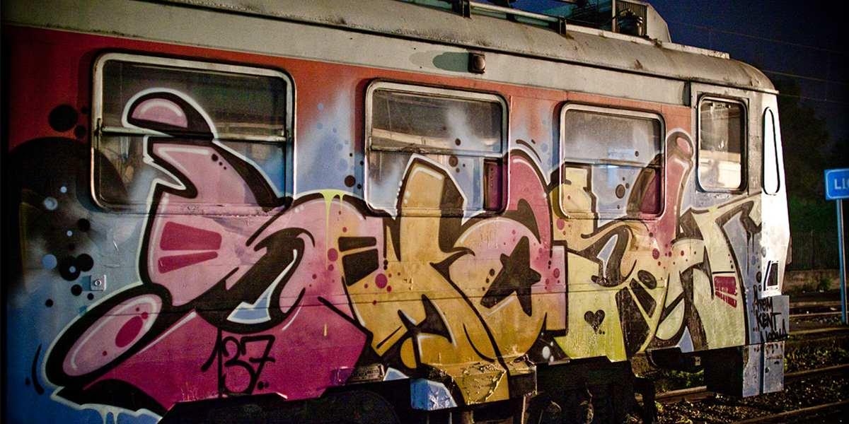 Smash137 - Naples, Italy, 2010