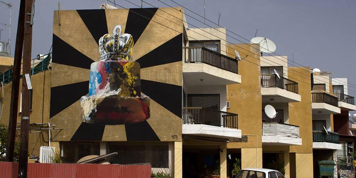 Tasso - FameCap - Ayia Napa Street Art Festival, Cyprus, 2016