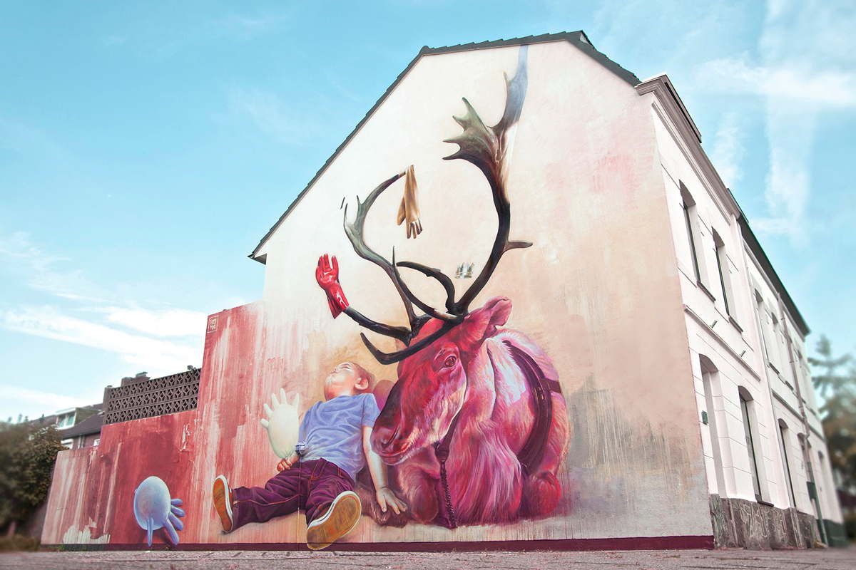 Telmo Miel - A Crazy little thing called Glove - Heerlen, Netherlands - 2015