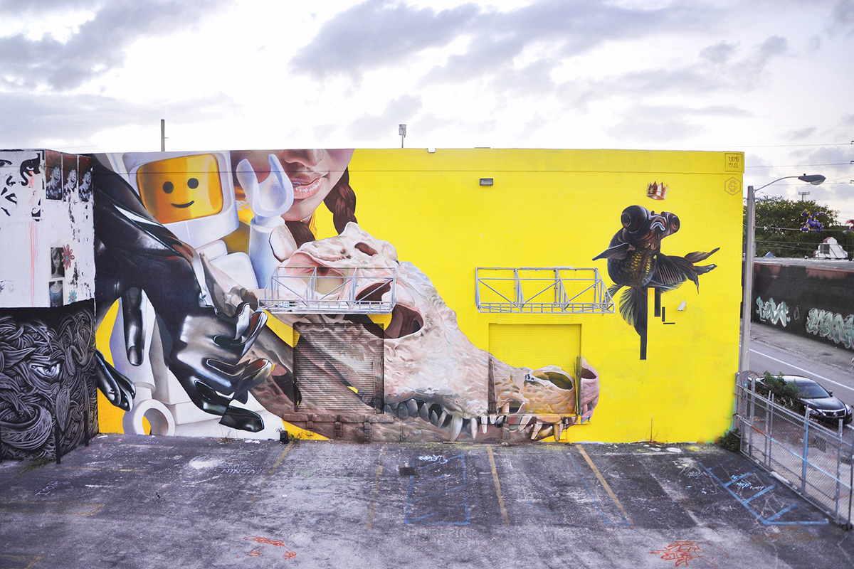 Telmo Miel - Glove Me Tender , Miami USA - 2014