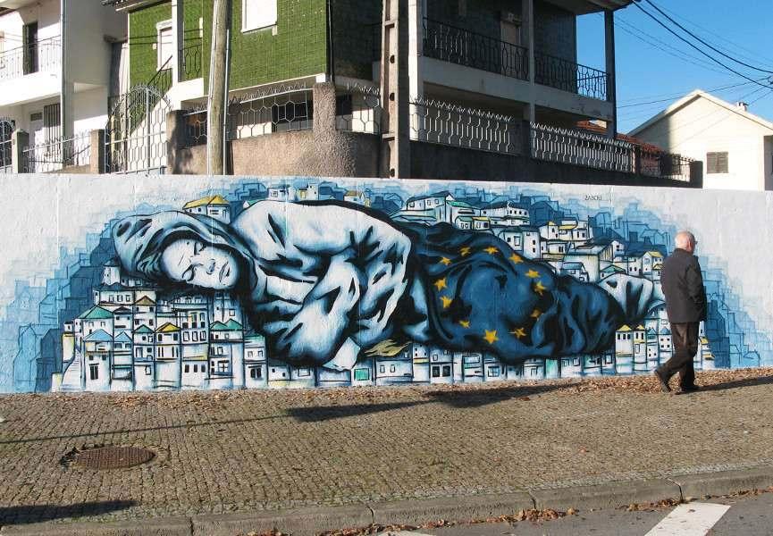 Zabou - Home Street Home, 2014, Braganca, Portugal, photo credits - artist