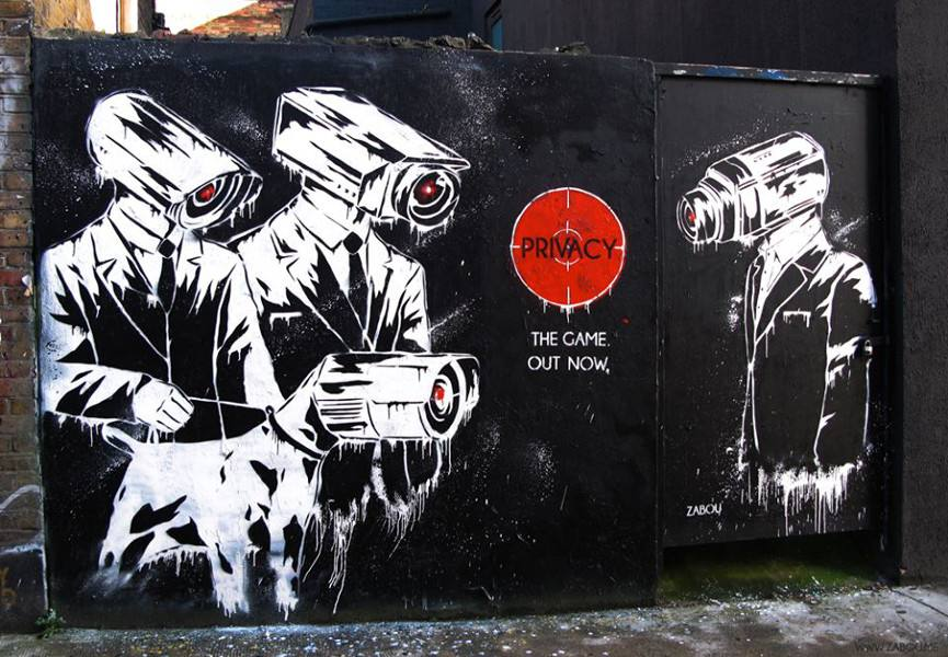 Zabou - Privacy, 2014, London, UK, photo credits - artist